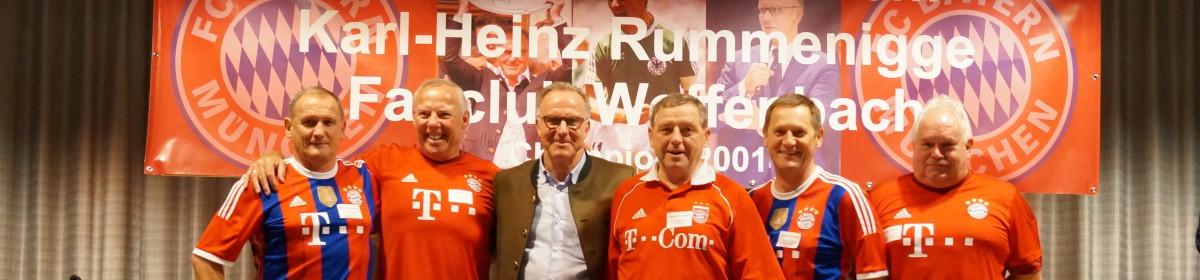 Fanclub Woffenbach Champions 2001
