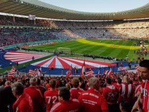 DFB Pokalfinale 2018 – Berlin