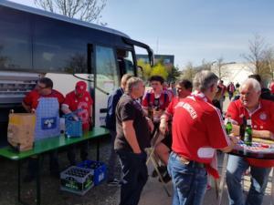 Busfahrt: FC Bayern München – Bor. Mönchengladbach 2018